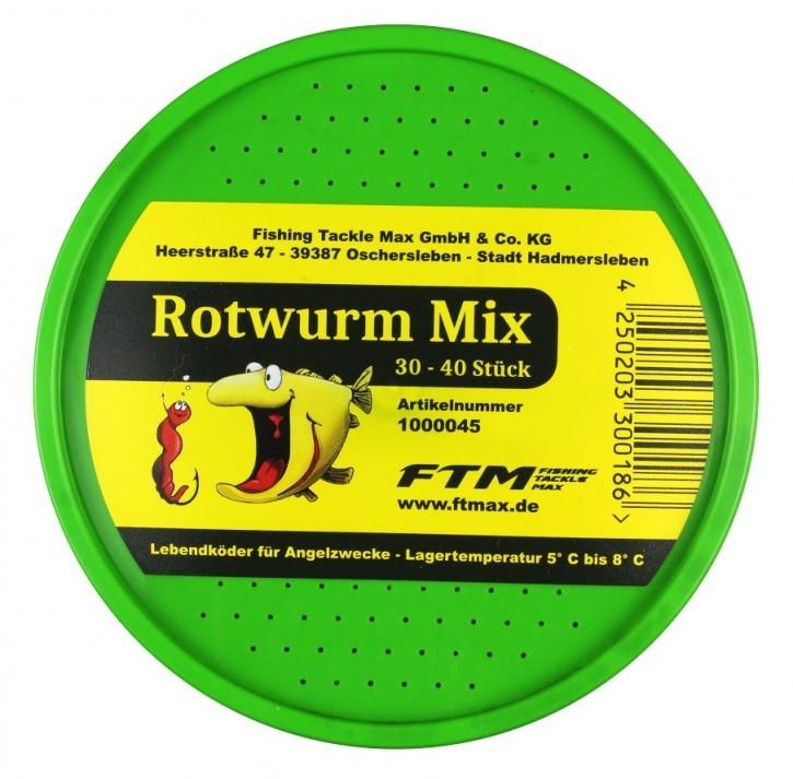 FTM Rotwurm Mix - Dose