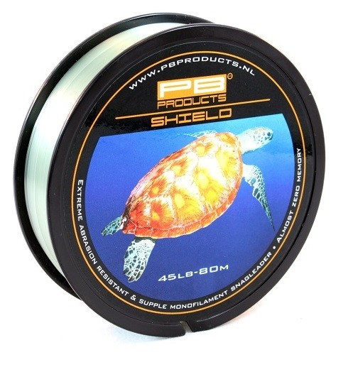 PB Products Shield Snagleader 45lb 80m