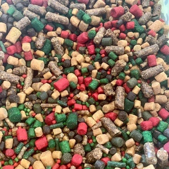 Vitalbaits Pellets Spod Mix Bucket 3kg