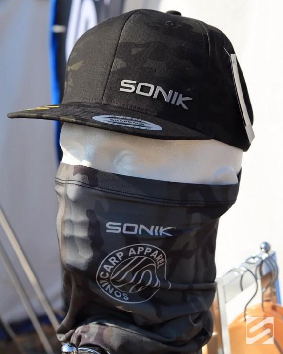 Sonik Camo Neck Gaiter