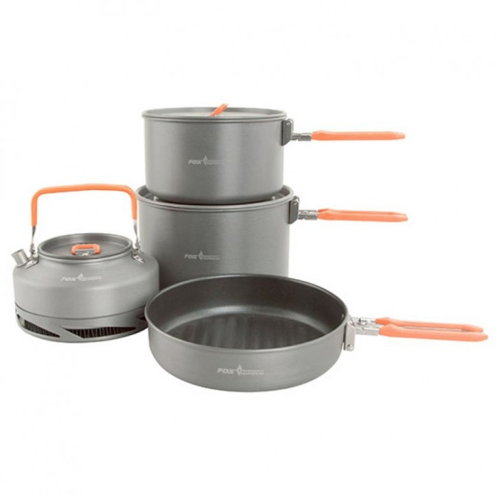 FOX Cookware Large Set - 4 Teile