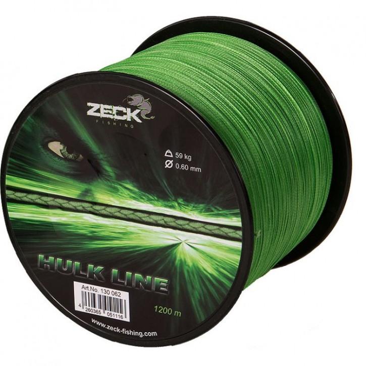 Zeck Fishing Hulk Line 0,40 mm  - 250 m