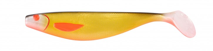 Balzer Booster Shad UV Amber 10cm