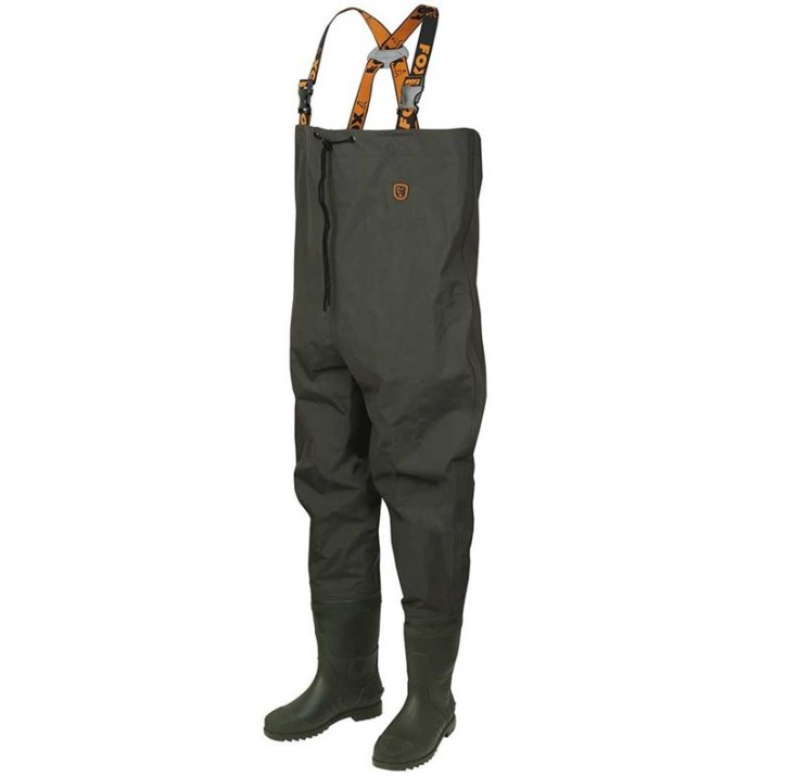 Fox Lightweight Green Waders - 41