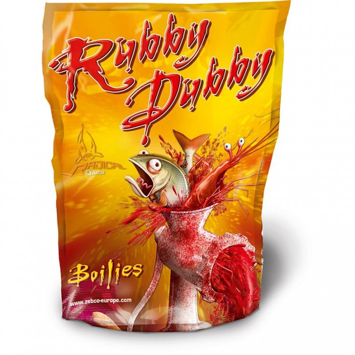 Quantum Radical Rubby Dubby Boilie 1 kg - 16 mm
