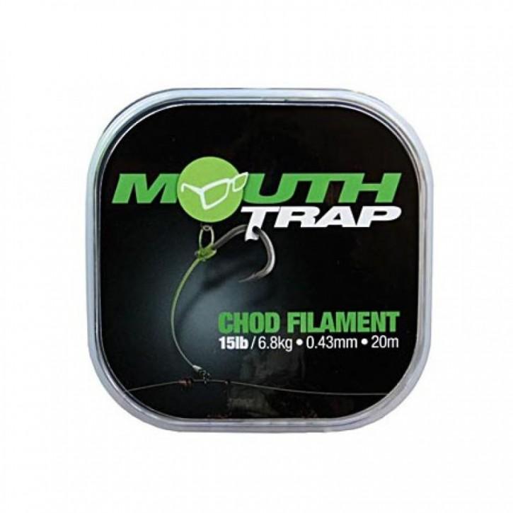 Korda Mouth Trap - 20 lb