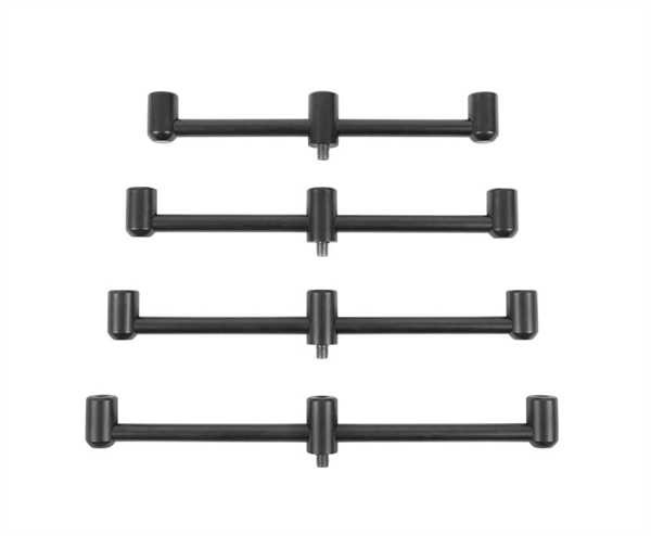 "Avid Carp Lok Down 3 Rod Fixed Buzz Bars 12 ""- 30,5 cm"