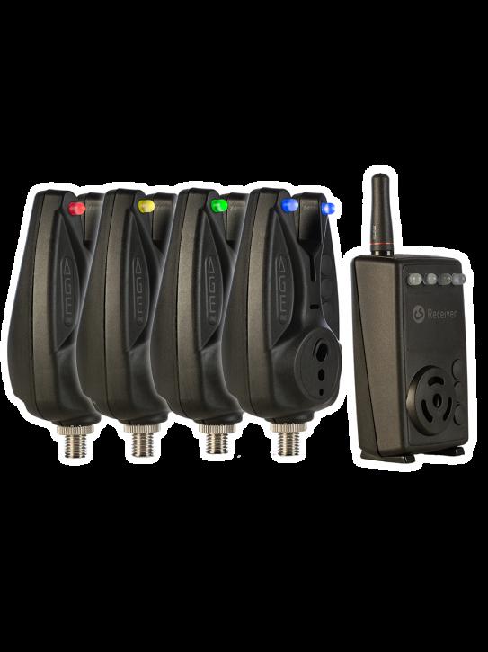 Carp Sounder AGEone Funksystem 4+1