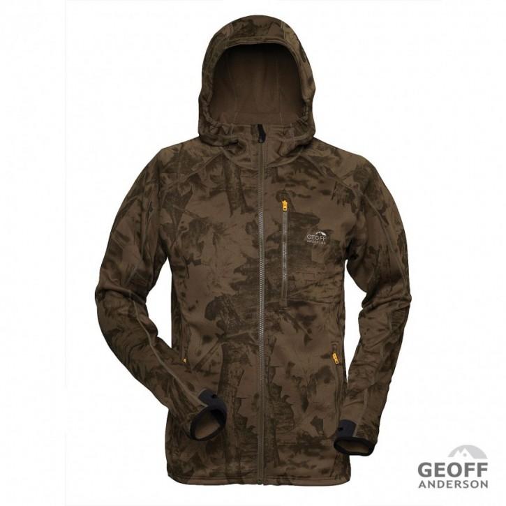 Geoff Anderson Hoodie 3 Leaf - M