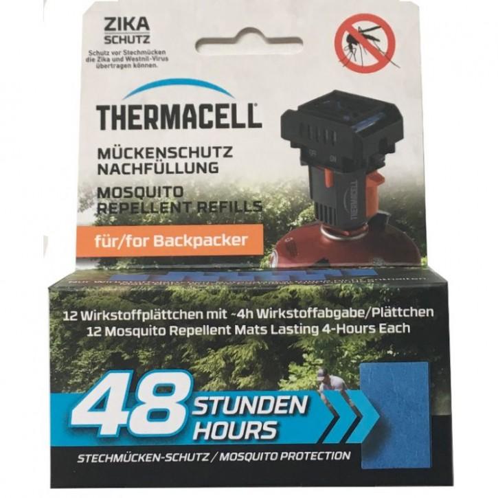 Thermacell Mückenabwehr Nachfüllpack BP48 - 48h für MR-BP