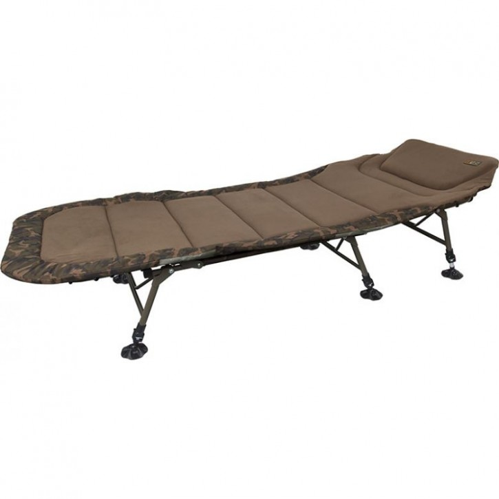 FOX R-Series Camo Bedchair - R3 Kingsize