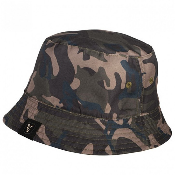 Fox - Reversible Bucket Hat Camo/Khaki