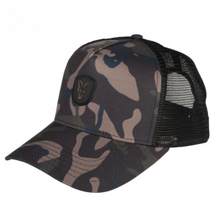 Fox - Camo Trucker Cap