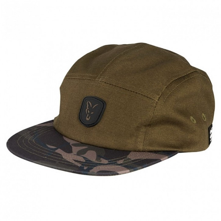 Fox - Khaki/Camo Volley Cap