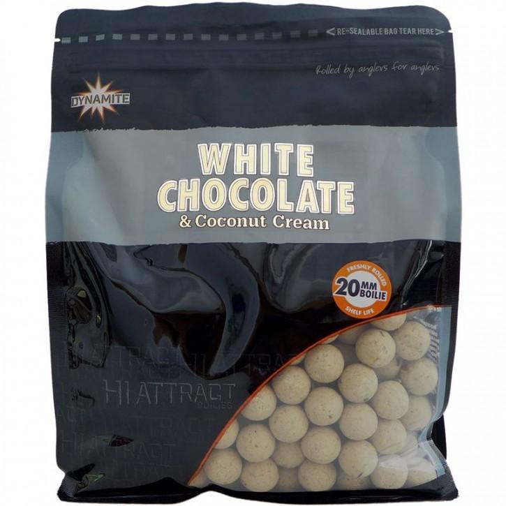 Dynamite Baits White Chocolate & Coconut Cream - 1 kg - 15 mm