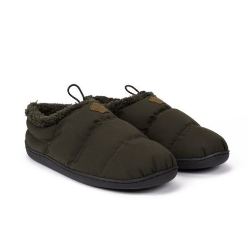 Nash Deluxe Bivvy Slippers Green - 42