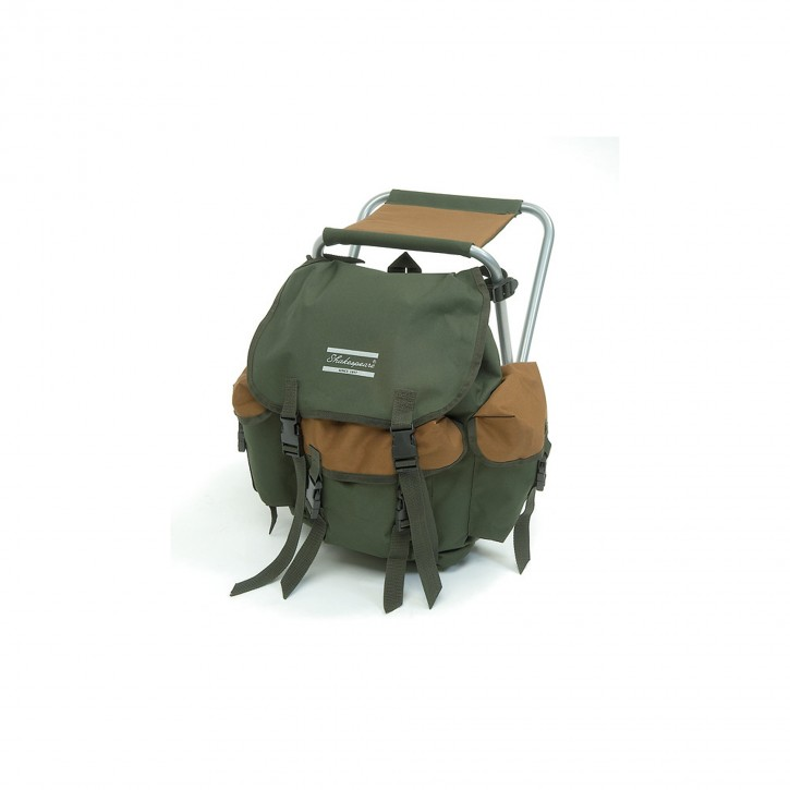 Shakespeare Folding Stool with Backpack