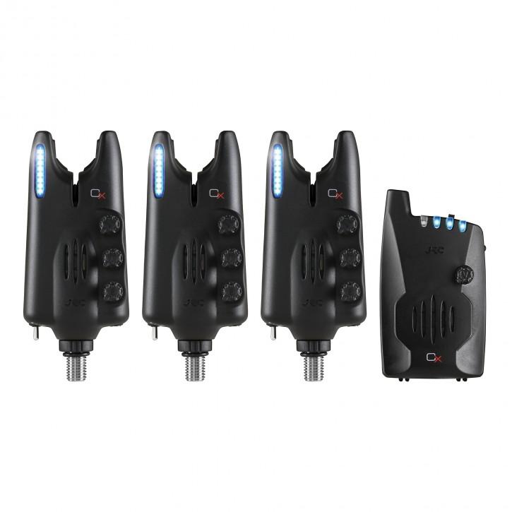 JRC Radar CX Alarm 3+1 Blue Set