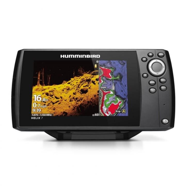 Humminbird Helix 7 CHIRP Mega DI GPS G3 Echolot