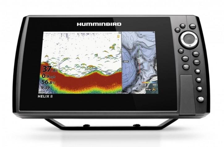 Humminbird Helix 8 Echolot G4N