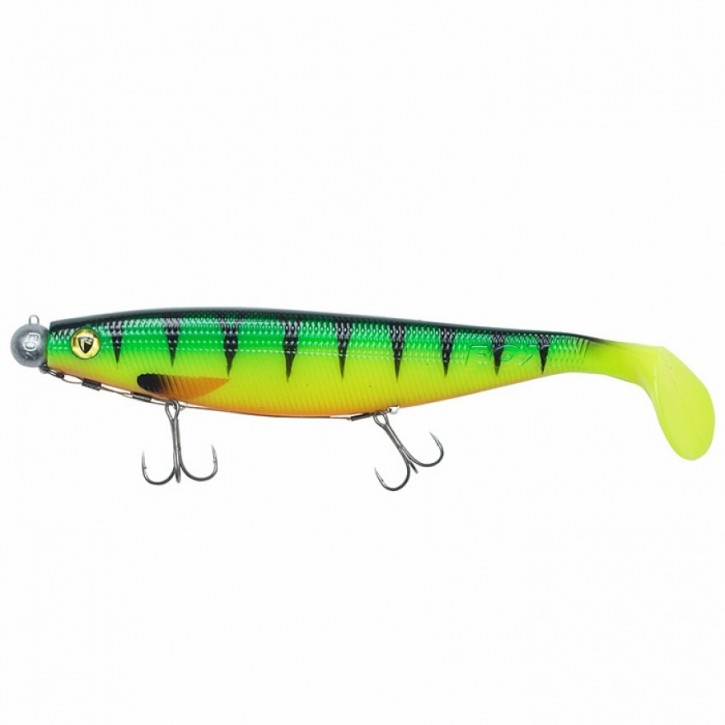 Fox Rage - Loaded Pro Shad Natural Classic 2 Fire Tiger 18cm/15g