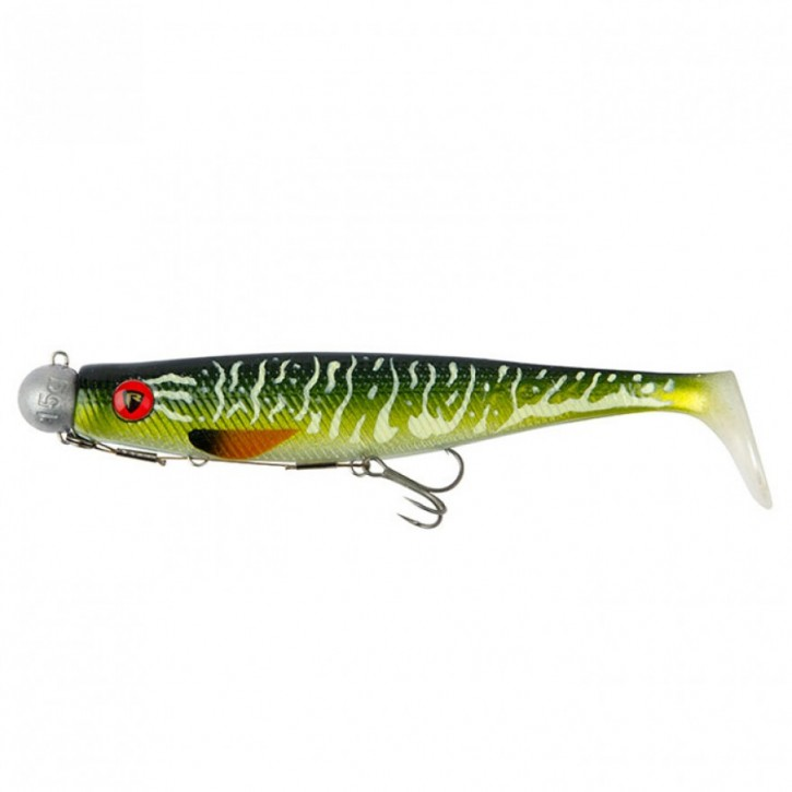 Fox Rage - Loaded Pro Shad Pike 14cm/15g (2 Stück)