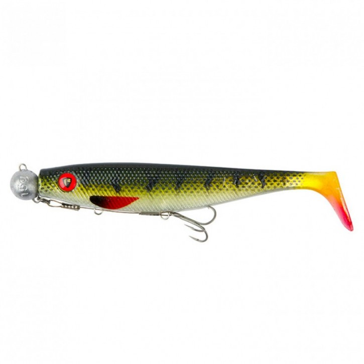 Fox Rage - Loaded Pro Shad Perch 14cm/15g (2 Stück)