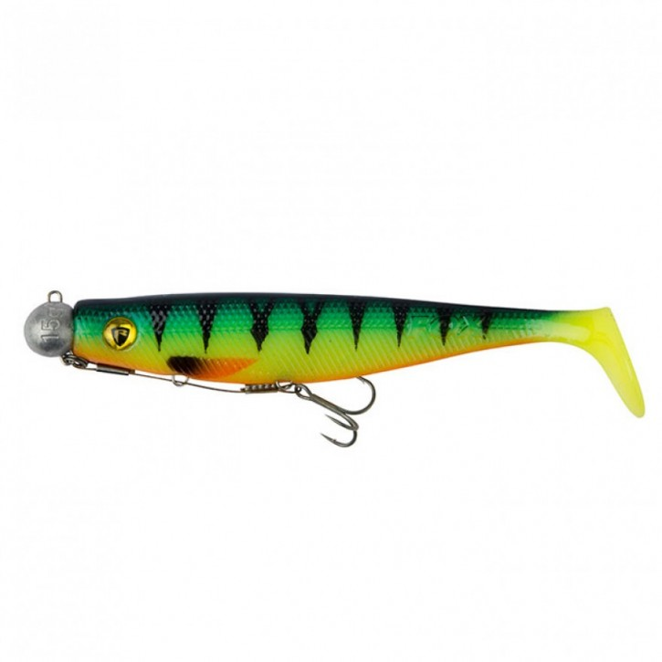 Fox Rage - Loaded Pro Shad Fire Tiger 14cm/15g (2 Stück)