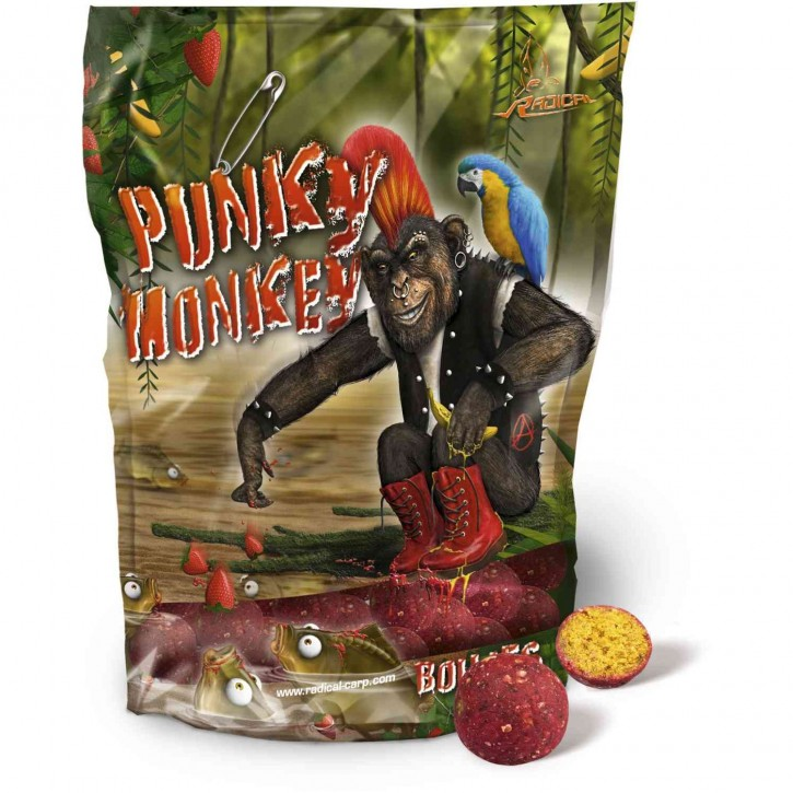 Quantum Radical Boilie- Punky Monkey - 16mm - 1kg
