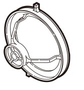 Shimano Line Safety Guard / Schnurschutz Medium Baitrunner XT-B LC