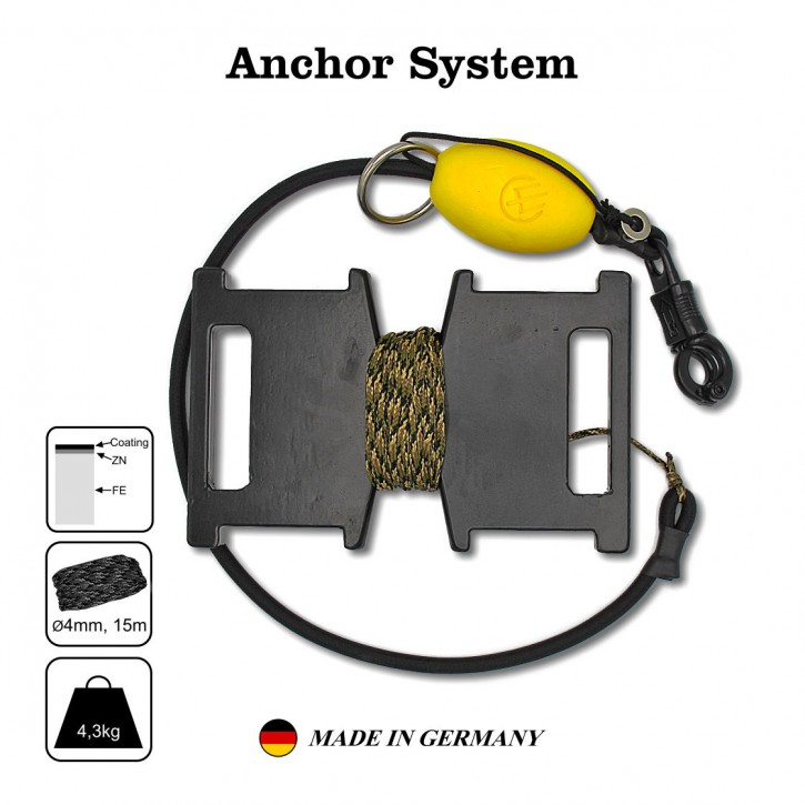 Poseidon Angelsport Anchor System