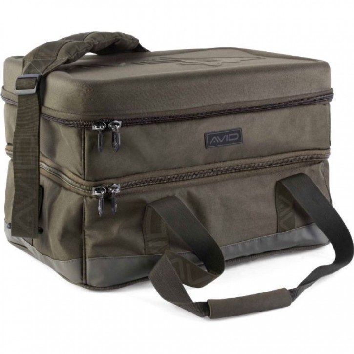 Avid Carp A-Spec Hardcase Carryall Lowdown