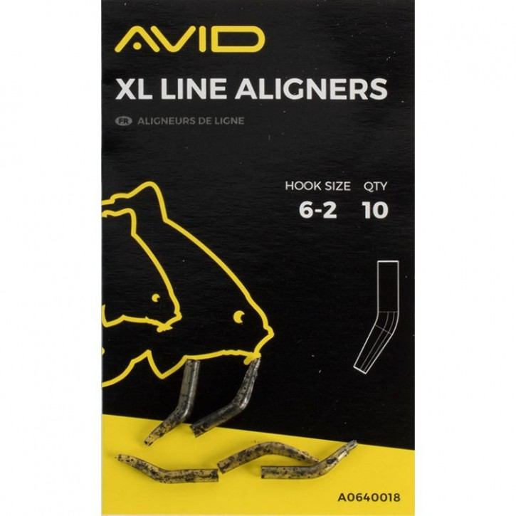 Avid Carp Outline Line Aligners - XL