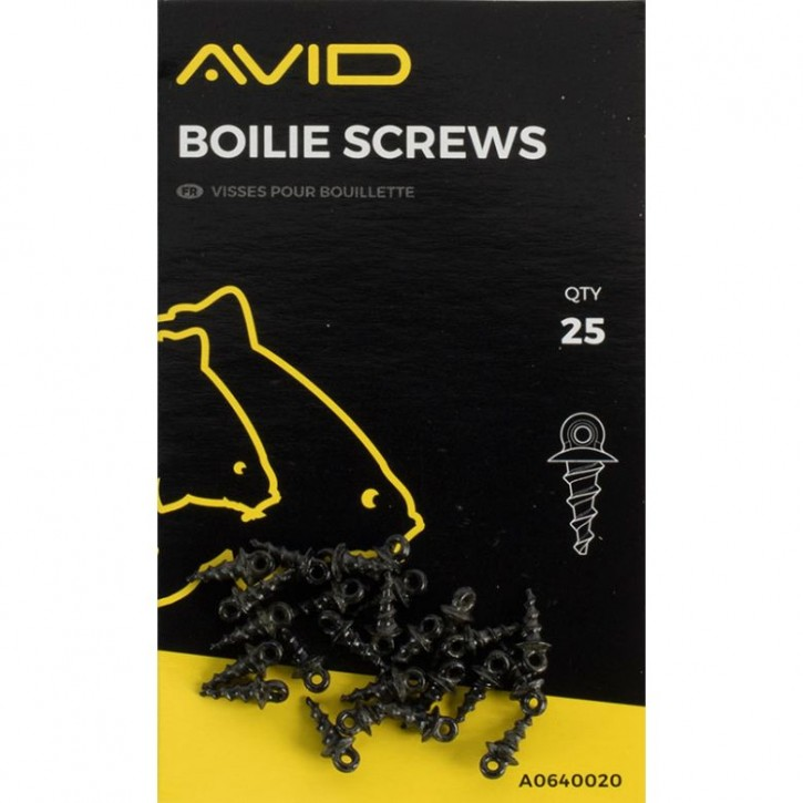 Avid Carp Outline Boilie Screws