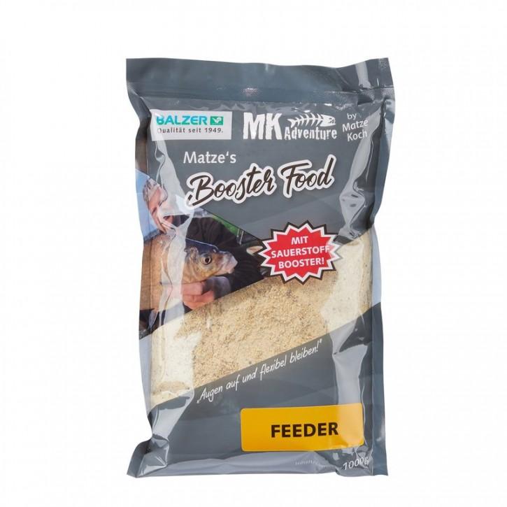 Balzer Matze Koch Booster Food Feeder Futter