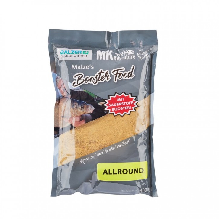 Balzer MK Adventure Booster Food Allround