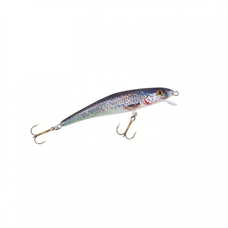 Balzer MK Matze Koch UV Booster Nature Wobbler Weißfisch 9cm - 0,80m