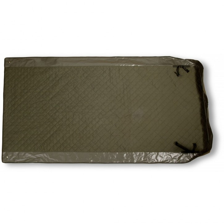 Black Cat Extreme Bedchair Cover Khaki