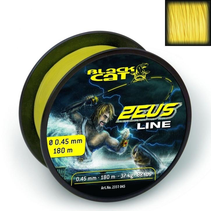 Black Cat Zeus Line - 0,45mm - 400m