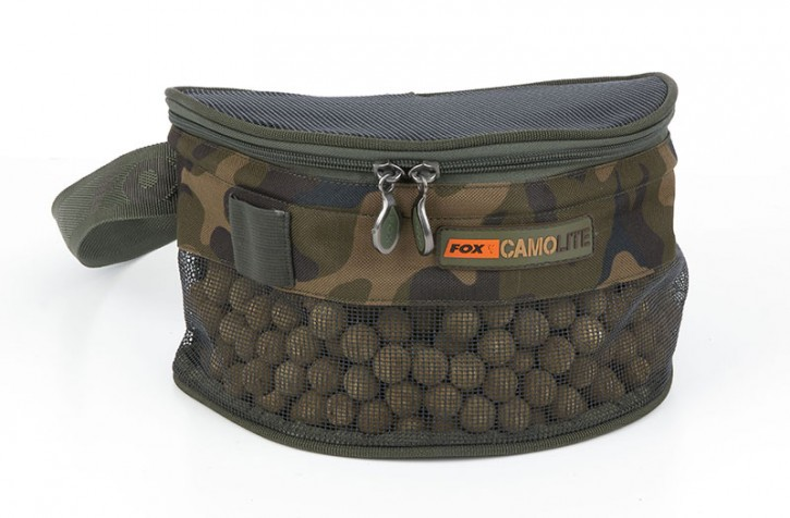 Fox Camolite Large Boilie Bum Bag