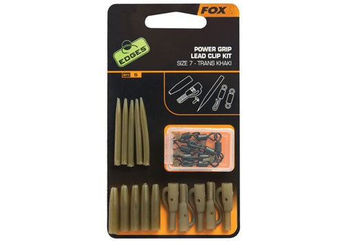 FOX Edges Sure Power Grip Clip Kit