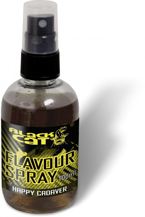 Black Cat Flavour Spray Happy Cadaver 100ml