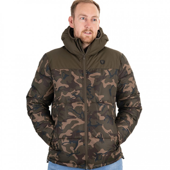 FOX Camo/Khaki RS Jacket - M