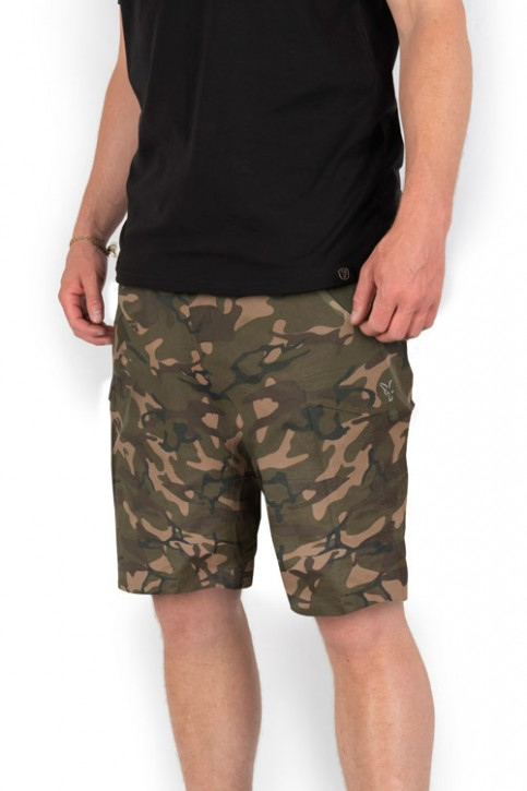 Fox Camo Cargo Shorts - XL