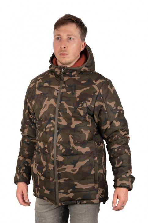 Fox Reversible Jacket - XXXXL