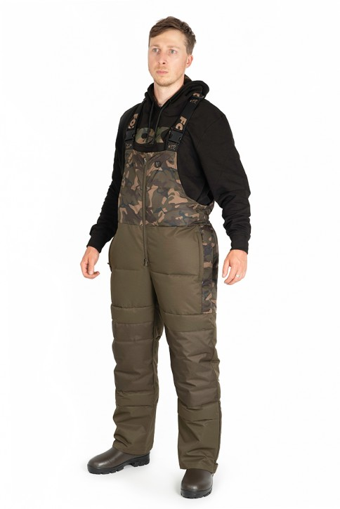 Fox RS Quilted Salopettes - XXXL