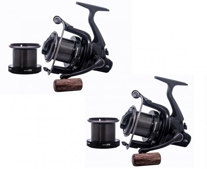 Sonik Dominator X 8000 RS Big Pit Reel - 2er SET
