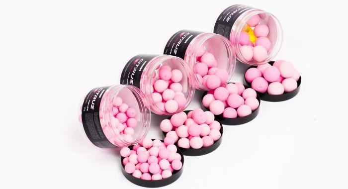 Nash Bait Citruz Pink Pop Ups 12 mm
