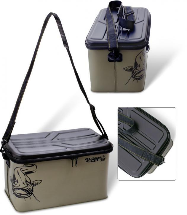 Black Cat Flex Box Carrier