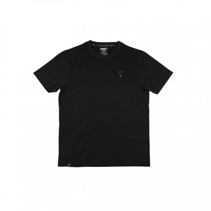 FOX Black T-Shirt - L